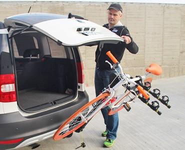 Крепление для велосипедов BUZZRACK Moose 3