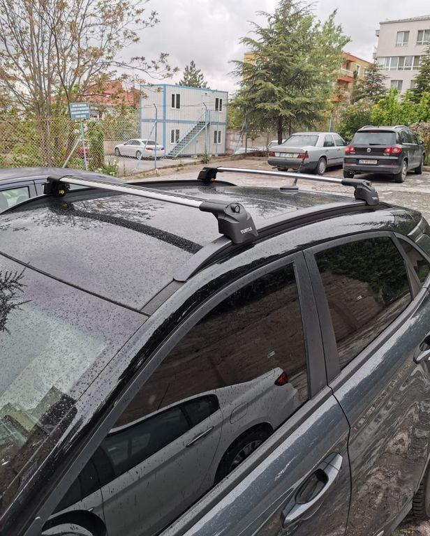 TURTLE Багажник на рейлинги Купить в Туле  Roof-Cars.ru