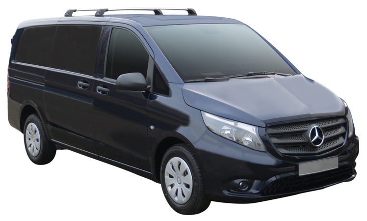 Багажник Whispbar FlushBar MERCEDES VITO 4 DOOR VAN 2014 -