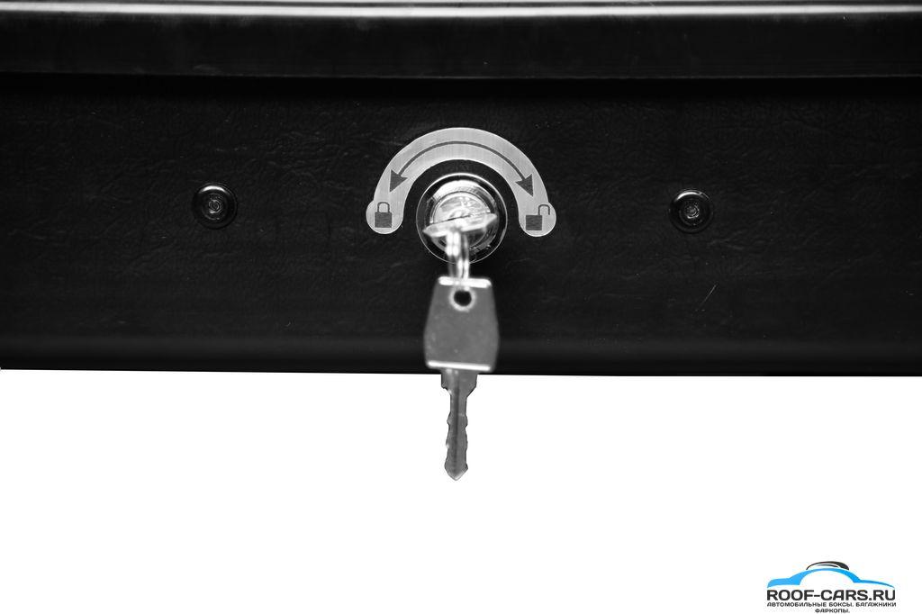 Защита от неправильного закрытия. В открытом состоянии бокса и при неполном закрытии вытащить ключ невозможно. Ключ выни- мается только при закрытии всех замков.