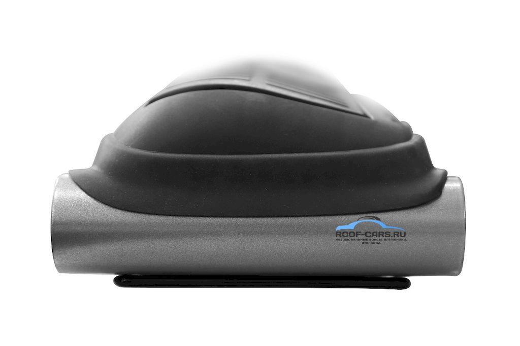 Резинка с увеличенной шторкой позволяет максимально плотно прижать багажник к рейлингу не оставляя зазоров