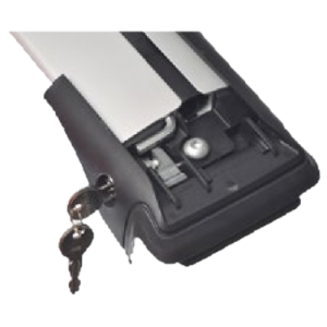 Багажник на рейлинги Fico Skoda Fabia, 5 door Estate 2008 - 2013 (Rails)R54