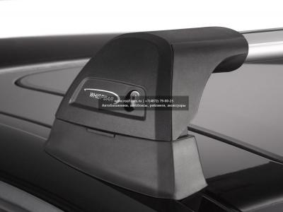 Багажник на рейлинги Whispbar FlushBar SsangYong New Actyon 2011+ рейлинг с просветом