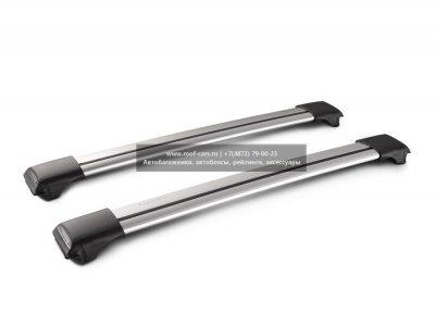 Багажник Whispbar с поперечиной RailBar Citroen C3 Picasso 2009 + (Rails) c рейлингами