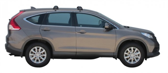 Багажник Whispbar FlushBar Honda CR-V 2012+, S/SE 5 Door SUV Для авто без рейлинга