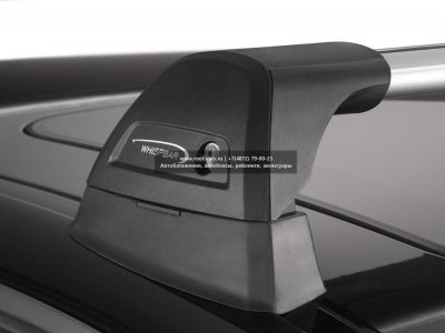 Багажник Whispbar FlushBar Chevrolet Captiva 2011, 7 5 Door SUV 2006 - 2014 (Rails) c рейлингами