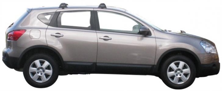Багажник Whispbar FlushBar Nissan Qashqai, 5 Door SUV 2007 - Dec 2013