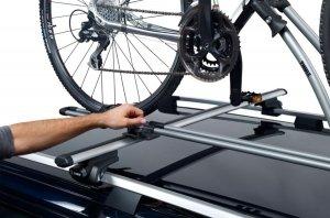 Крепление для велосипеда Thule FreeRide 532. Кол-во Велосипедов: 1
