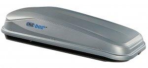 Грузовой бокс Cruzbox EASY 430, 180х78х40см, 430л, серый, (U-скоба 80мм)