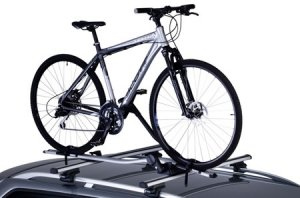 Крепление для велосипеда Thule ProRide 591. Кол-во Велосипедов: 1