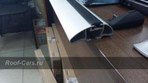 Багажник Atlant с опорами 8811 на интегрированные рейлинги (крыловидная дуга)