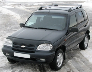 Рейлинги APS Chevrolet-Niva М (0211-02)