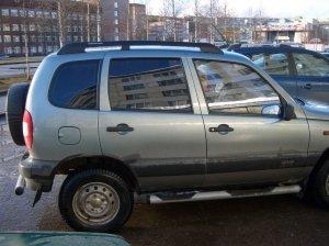Рейлинги APS Chevrolet-Niva М (0211-02)