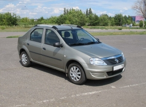 Рейлинги APS Renault LOGAN 2004-2014
