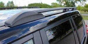 Рейлинги APS Toyota Land Cruiser Prado 150