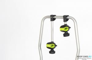Велобагажник на фаркоп Buzzrack Runner SPARK для перевозки 2 или 3 велосипедов