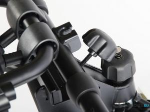 Велобагажник на фаркоп Buzzrack Quattro - для 4 велосипедов