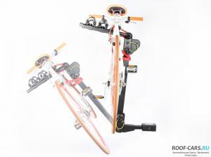 Велобагажник Buzzrack на американский  фаркоп Moose H3 - для 3 велосипедов