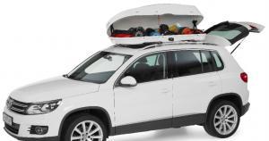 Автобокс Whispbar 751 серия Размеры: 1810 x 439 x 898 мм 400L открытие с двух сторон