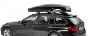 Автобокс Whispbar 753  500 L Размеры: 2310 x 414 x 954 мм Открытие с двух сторон