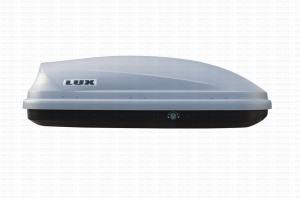 Бокс LUX390 360L серый матовый 1390х900х390 с двустор. откр.