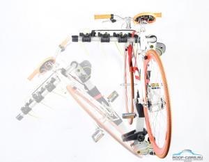 Крепление для перевозки 4-х велосипедов BUZZRACK Buffalo 4