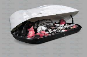Автобокс Koffer A-430 1780х760х450мм на 430 литров. Открытие с 2-ух сторон.