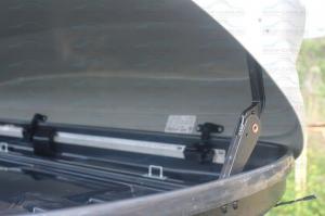 Автобокс Koffer A-480 1980х820х450мм на 480 литров. Открытие с 2-ух сторон.