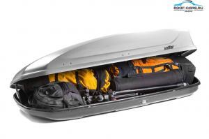 Автобокс Koffer A-440 1840х800х430 мм на 440 литров. Открытие с 2-ух сторон.