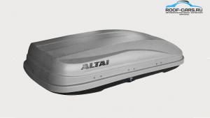 Автобокс CARLSTEELMAN серии Altai 1970x700x400 см. Объем 390 литров. Одностороннее открытие