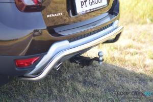 Фаркоп  PT Group 07011501 Renault Duster 2010-, Nissan Terrano 2014-, Renault Kaptur 2016