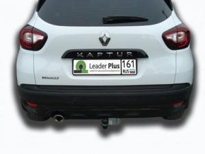 Фаркоп Лидер-Плюс R116-A Renault Kaptur 2016-2019