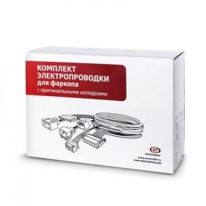 """Штатная электрика """"ET"""" 105020  Renault Logan 2009-2014 7-полюсная"""
