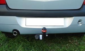 Фаркоп Bosal 1418-A Renault Logan I седан 2005-2014