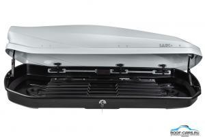 Бокс LUX IRBIS 175 белый, серый, черный 450L (1750х850х400) открывание с 2-ух сторон