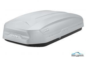 Бокс LUX TAVR 175 черный, серый  матовый 450L (1750х850х400) открывание с 2-ух сторон