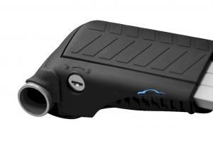 Багажник на рейлинги LUX HUNTERBMW X3 (E83) внедорожник2003-2010