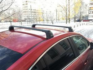 Багажник в штатное место Turtle Air 3 / CAN Otomotiv