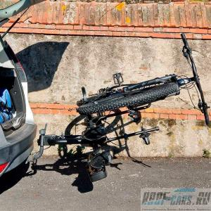 Велокрепление на фаркоп Buzzrack Buzzracer 3 в Туле