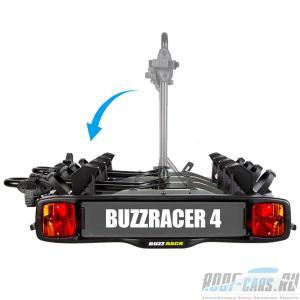 Велокрепление на фаркоп Buzzrack Buzzracer 4 в Туле