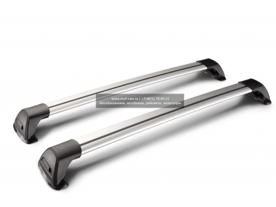 Багажник Whispbar FlushBar для Mitsubishi ASX 2010, 5 Door SUV 2010+ (Flush Rails) c рейлингами