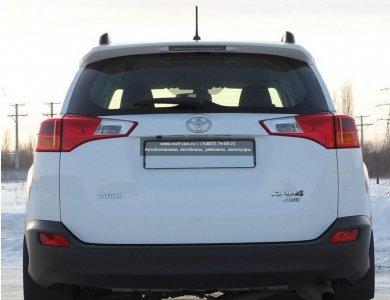 Рейлинги на крышу APS Toyota RAV 4 2013+