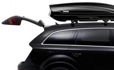 Автомобильный бокс Thule Motion (M) 200 (черный) 175x86x46 см 410 литров