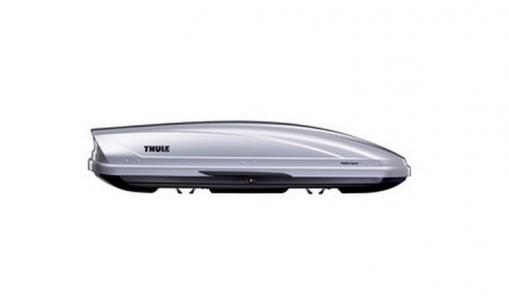 Автомобильный бокс Thule Motion (Motion Sport) 600 (серебристый) 190x67x42 см 320 литров