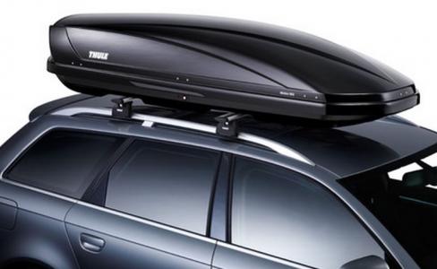 Автомобильный бокс Thule Motion (XXL) 900 (черный) 235x94x47 см 630 литров