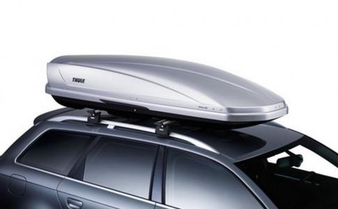 Автомобильный бокс Thule Motion (XXL) 900 (серебристый) 235x94x47 см 630 литров