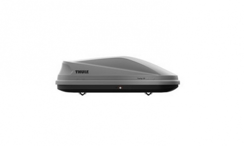 Автомобильный бокс Thule Touring (S) 100 (титан) 139x90x39 см 330 литров