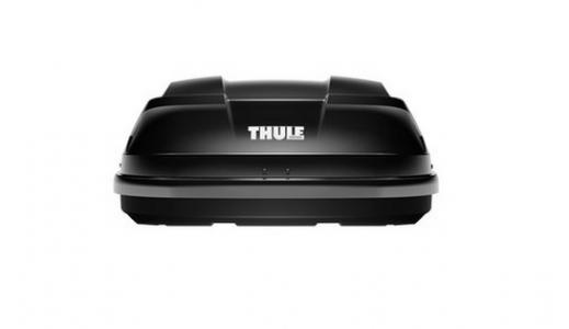 Автомобильный бокс Thule Touring (S) 100 (черный глянец) 139x90x39 см 330 литров