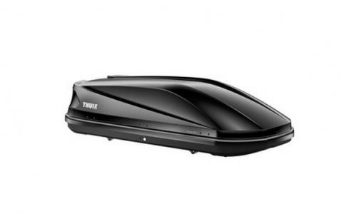 Автомобильный бокс Thule Touring (M) 200 (черный глянец) 175x82x45 см 410 литров