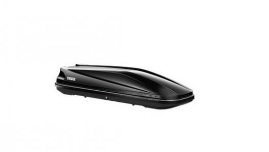 Автомобильный бокс Thule Touring (Touring Sport) 600 (черный глянец) 190x63x39 см 310 литров